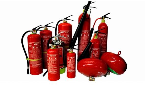 Огнетушители для бензовозов