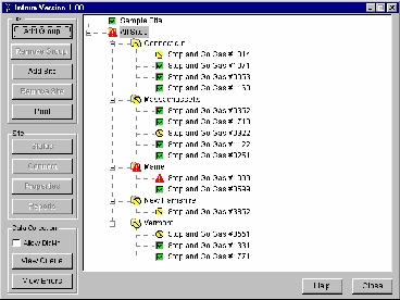 Система мониторинга TLS Inform