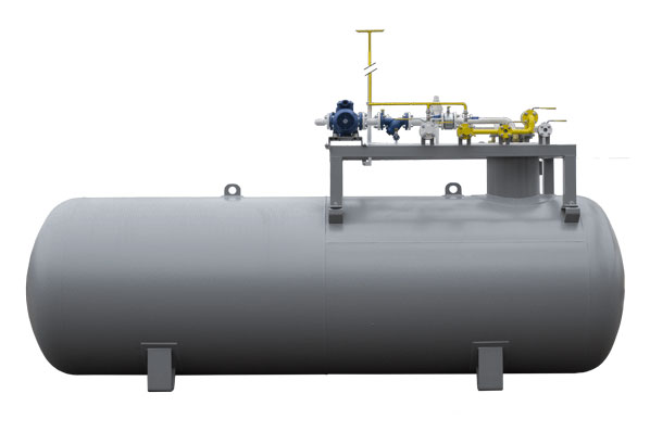 Модули LPG
